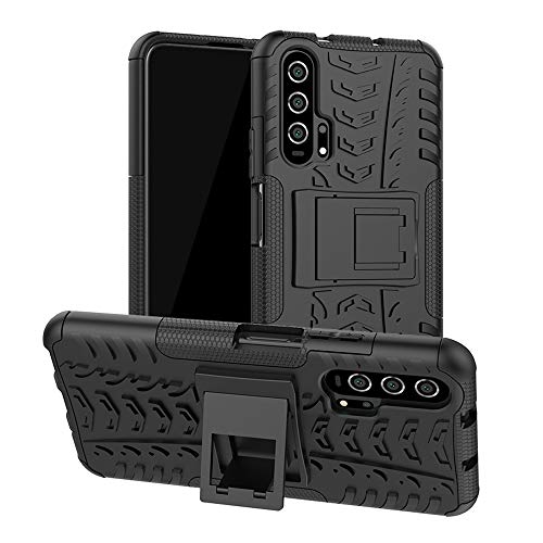 Honor 20 /Honor 20 Pro Hülle, Abdeckung Cover schutzhülle Tough Strong Rugged Shock Proof Heavy Duty Case Für Huawei Honor 20 /Honor 20 Pro - Schwarz