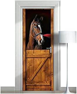 Best horse door decal Reviews