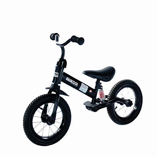 Bicicleta Entrenadora de Equilibrio para Niños de 1 a 6 años, con amortiguador
