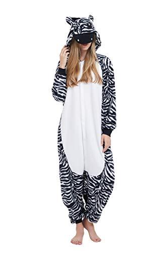 Fandecie Unisex Adulto Animal Costume Traje Pijamas