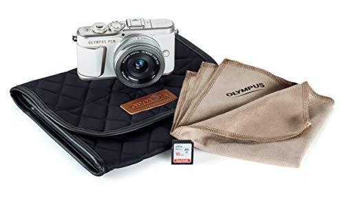 Olympus PEN E-PL10 White Camera