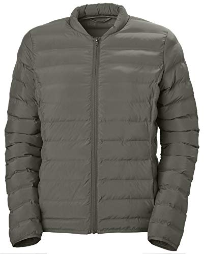 Helly Hansen W Urban Liner Abrigo de Vestir, 482 Beluga, L para Mujer