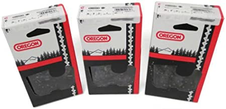 3 Oregon chainsaw chains 72LPX093G Fits ECHO CS600P, CS620P, CS680, CS800P 27