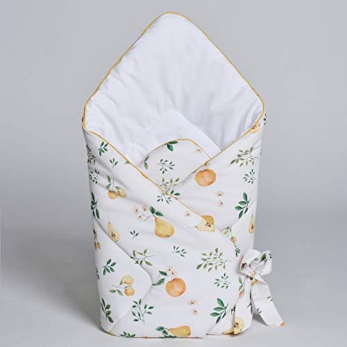 Sevira Kids - Saco de dormir para bebé (forro poliláctico), diseño de jardín de verano