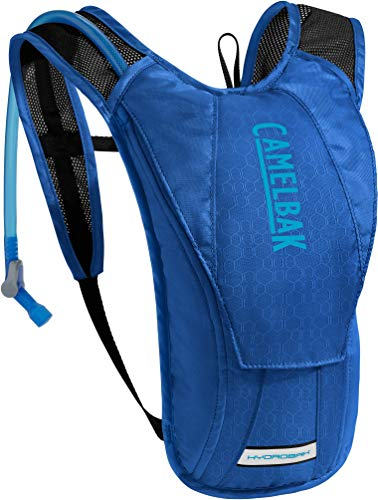 CamelBak HydroBak Hydration Pack 50 oz, Lapis Blue/Atomic Blue