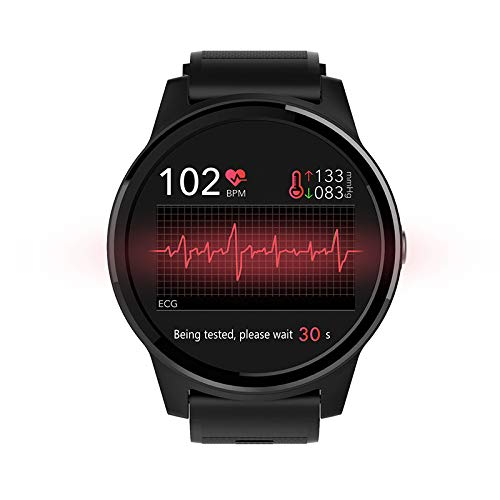 YPSMJLL Reloj Inteligente De Salud Deportiva con Pantalla Táctil North Edge GPS Presión Arterial Frecuencia Cardíaca Altitud Presión De Aire Reloj con Brújula