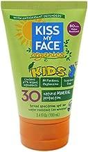 Kiss My Face Spf#30 Organics Kids Sunscreen 3.4 Ounce (100ml)