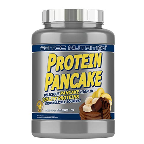 Scitec Protein Pancake 1036g chocolate banana