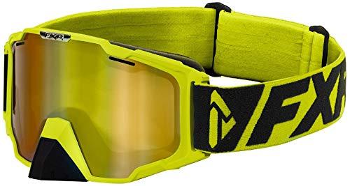 FXR Maverick Goggle 2020 (Hi-Vis)