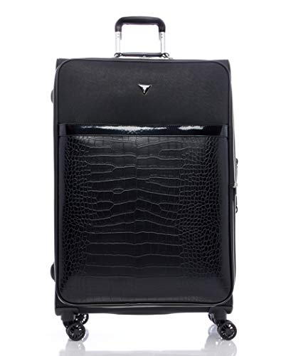 Guess Zelzah Collection 28' 8-Wheeled Spinner, Black