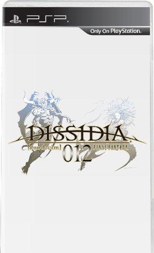 Dissidia 012 : Final Fantasy (PSP) [Importación inglesa]
