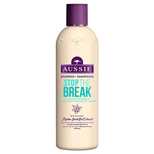 Aussie Stop The Break Shampoo für Müdes Haar, 300ml