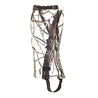 Hunting Gaiter, Realtree Snow Camo, Large