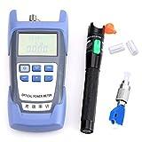 30KM Kit attrezzi per fibra con misuratore di potenza in fibra ottica Localizzatore di gua...