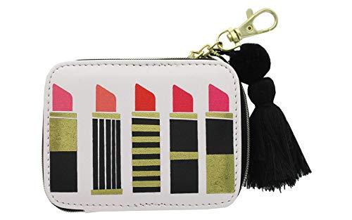 Lady Jayne Dog Wire O Spiral Pocket Bungee Notepad ~ Happy Howlidays 63540