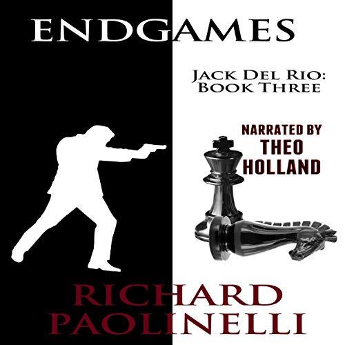Endgames cover art