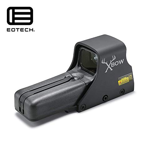 EOTECH 512.XBOW Holographic Crossbow Sight - XBOW Reticle w/Rangefinder