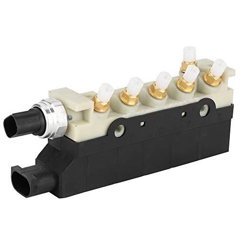 Bloque de válvula de suspensión de Aire,Bloque de válvula de compresor de suspensión neumática, Apto para S-Class S350-S65 2203200258