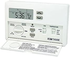 Lux TX500 Smart Temp Programmable Thermostat