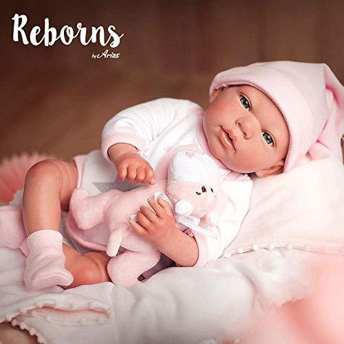 Muñecas Arias- Muñeca bebé (98035)