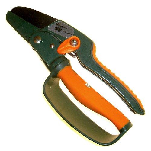 Barnel USA Gc500 Manche rotatif à cliquet avec sécateur manuel 20,3 cm