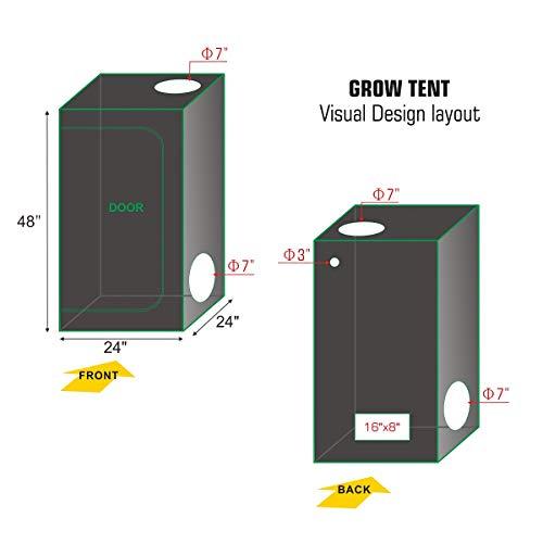 Topolite Grow Tent