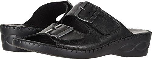 David Tate Women's Heeled Sandals, Black, 8 Narrow