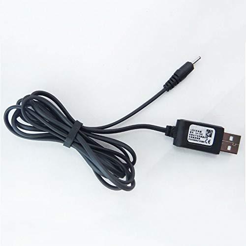 CFPACR Cavo lungo di ricarica da 2 mm a piccolo cavo da 130 mm per Nokia Mobile CA-100C
