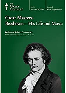 Great Masters: Beethoven : His Life and Music