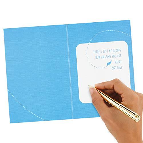 Product Image 2: Hallmark Signature Birthday Card for Him (Superman Silhouette)