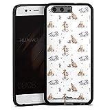 DeinDesign Coque en Silicone Compatible avec Huawei P10 Étui Silicone Coque Souple Winnie l'ourson...