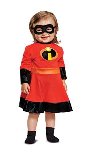 Disguise Baby Girls Violet Infant Costume, red, (12-18 mths)