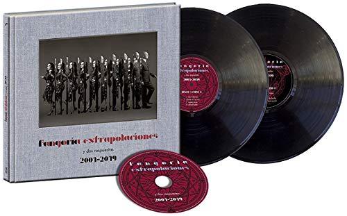 Fangoria - Extrapolaciones y dos respuestas 2001-2019 (2LP+CD Disco Libro) [Vinilo]