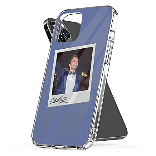 Phone Case Compatible with iPhone Sebastian Scratch Stan Accessories Suit Shock P O L A R O I D Waterproof with Signature 6 7 8 Plus Se 2020 X Xr 11 Pro Max 12 Mini