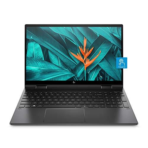 HP Envy x360 13-ay0045AU 13.3-inch Laptop (3rd Gen Ryzen 5 4500U/8GB/512GB SSD/Windows 10 Home/Integrated Graphics), Night Fall Black