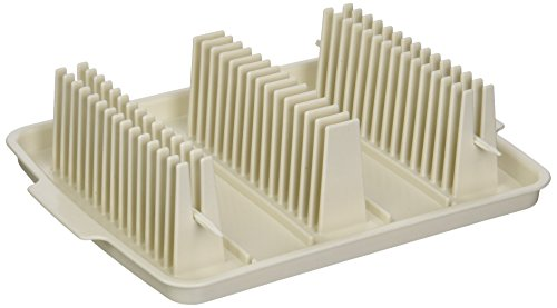 Emson Wave, Microwave Bacon Cooker, Small, White