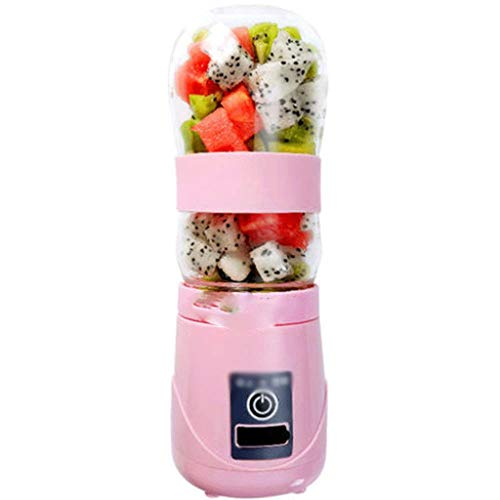 XLEVE Personal Blender with for Juice shakes and Smoothies,Rechargeable Juicer with
