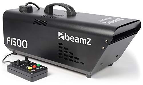 Beamz 160510–F1500Maschine Nebelmaschine mit DMX und Timer