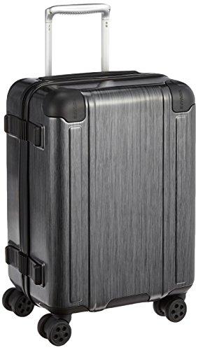 [バーマス] スーツケース ジッパー スクエアプロ 機内持ち込み可 4輪 60241 40L 52 cm 3.3kg ブラック