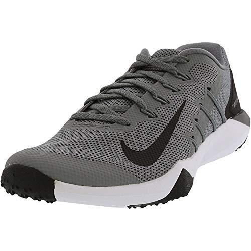 Nike Men's Retaliation Trainer Cross (11.5 M US), Cool Grey/Black-wolf Grey