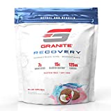 Intra-Workout Powder by Granite Supplements | 20 Servings of Recovery Blue Crush to Maximize Muscle Growth and Speed Up Recovery | Includes Amino Acids, Cluster Dextrin, and Sensoril Ashwagandha