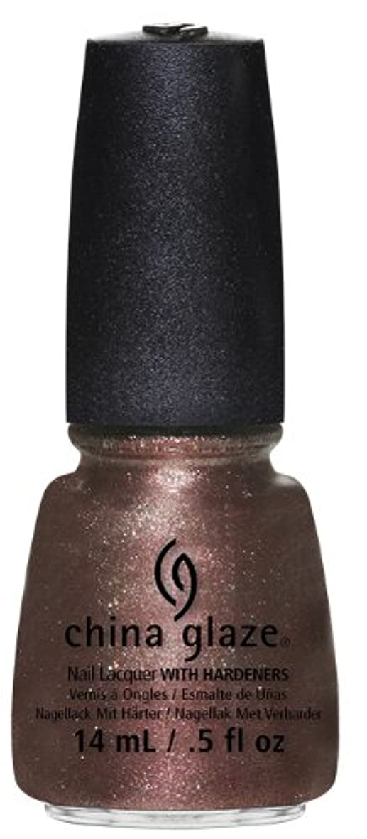 ミットカスケード信頼CHINA GLAZE Nail Lacquer - Autumn Nights - Strike Up A Cosmo