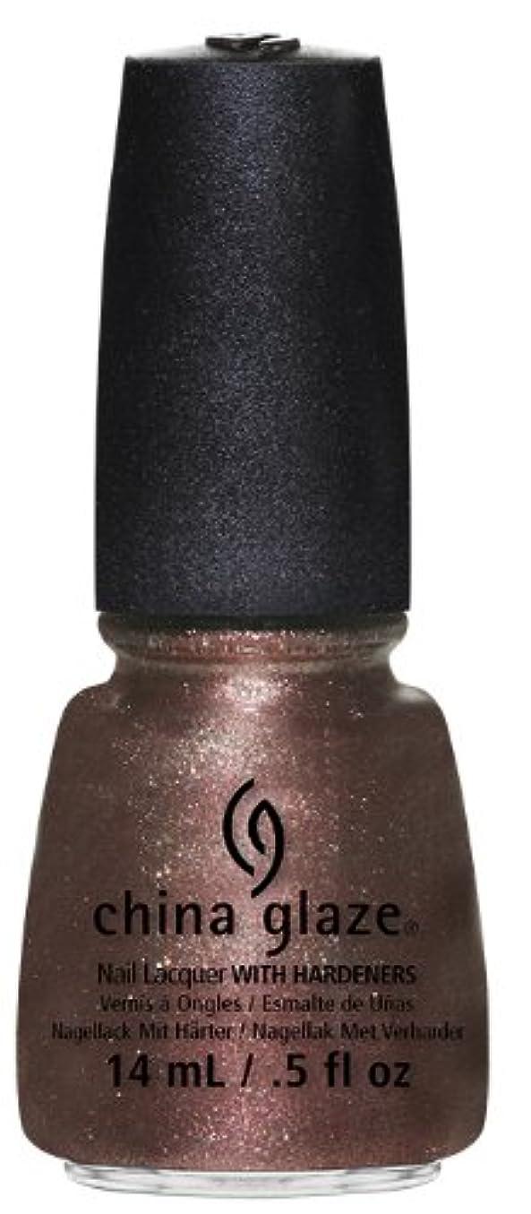 返還フィードバックスリッパCHINA GLAZE Nail Lacquer - Autumn Nights - Strike Up A Cosmo
