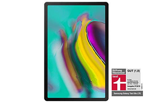 Samsung Galaxy Tab S5e T720 (10,5 Zoll) WiFi, 64 GB, 4 GB RAM, gold, DE Version