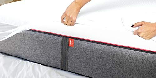 Morfeo - Protector de colchón - Impermeable Transpirable Ba