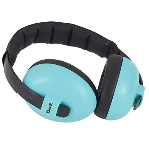 Banz Baby Bubzee Gehörschutz Sound blockierender Ohrenschützer, 0-2 Jahre, Lagoon Blau.