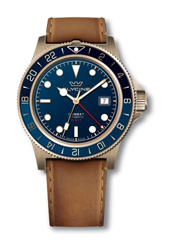 Combat Sub GMT 42 mm Bronce Automatic