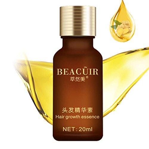 Gaddrt Hydratant nourrissant cuir chevelu lisse réparation sèche traitement des cheveux huile de soins, 20ml