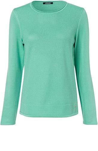 Olsen Pullover Long Sleeves, grün(jasminegreen), Gr. 40