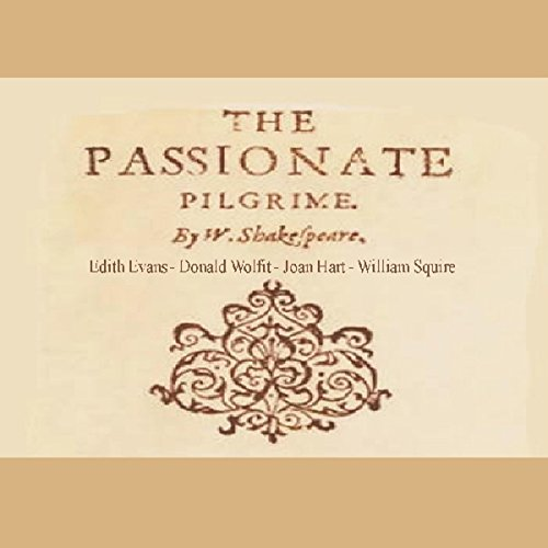 The Passionate Pilgrim audiobook cover art